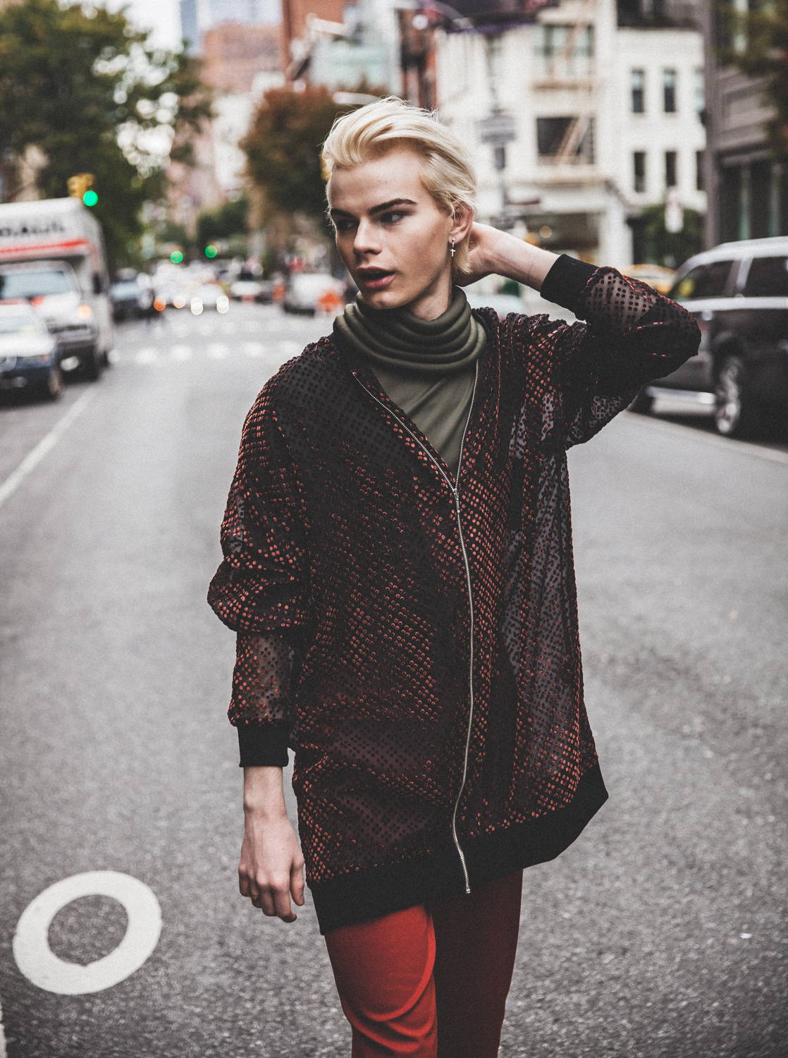 Flying Solo Independent Designers New York City Boutique Street Style Photo Shoot Editorial