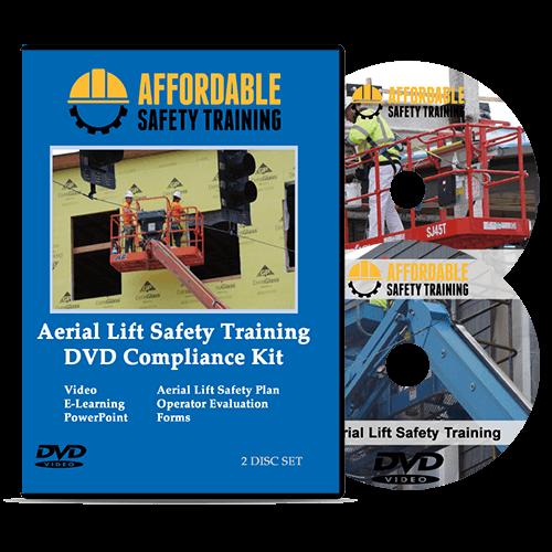 Aerial Lift Training Kit