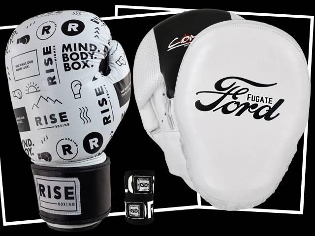 Custom Boxing Gloves, Custom Punch Mitts, Custom Boxing Gear