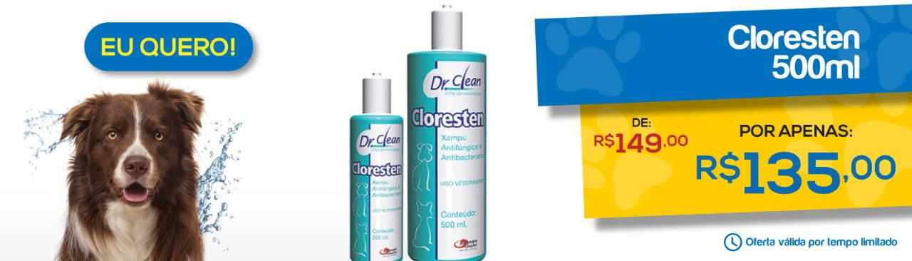Cloresten Shampoo