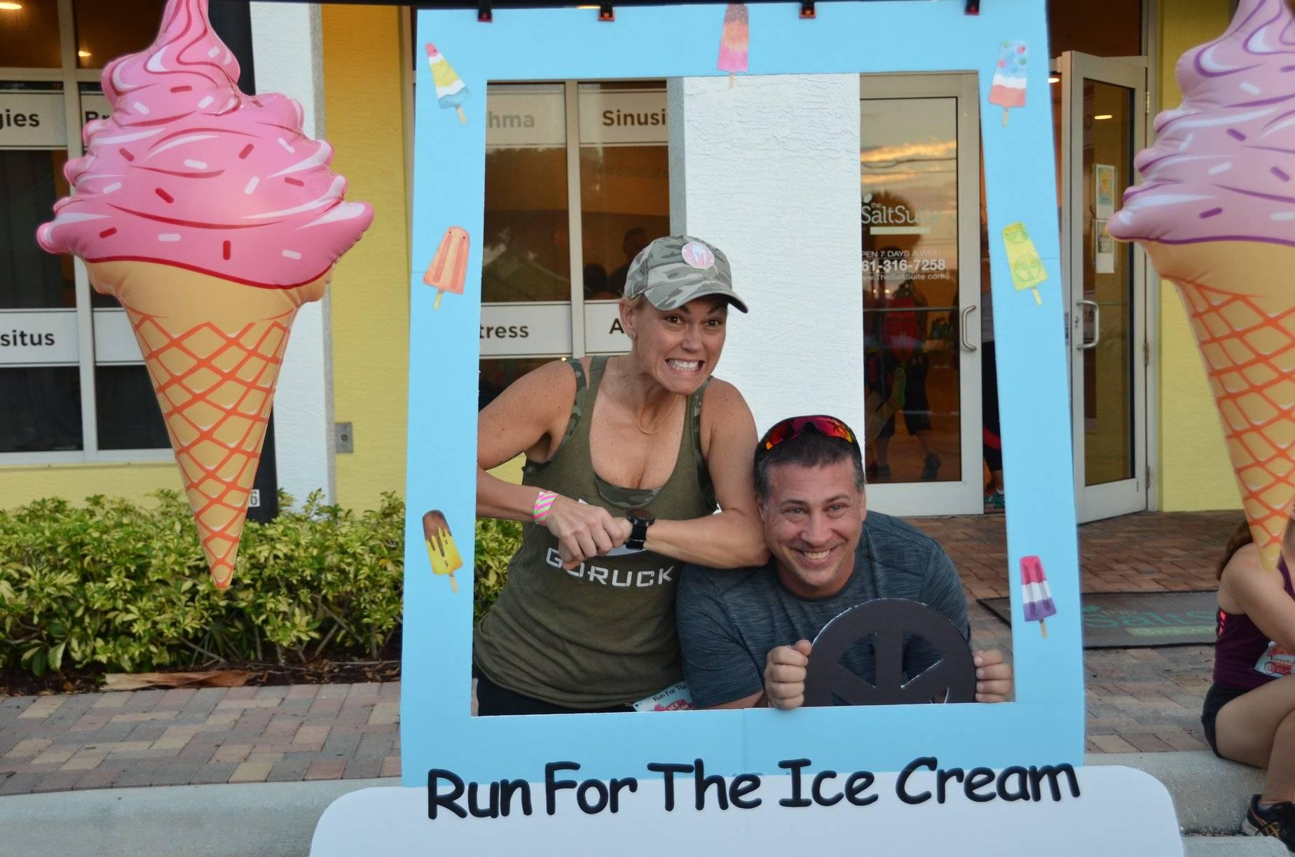 Run For The Ice Cream 5K