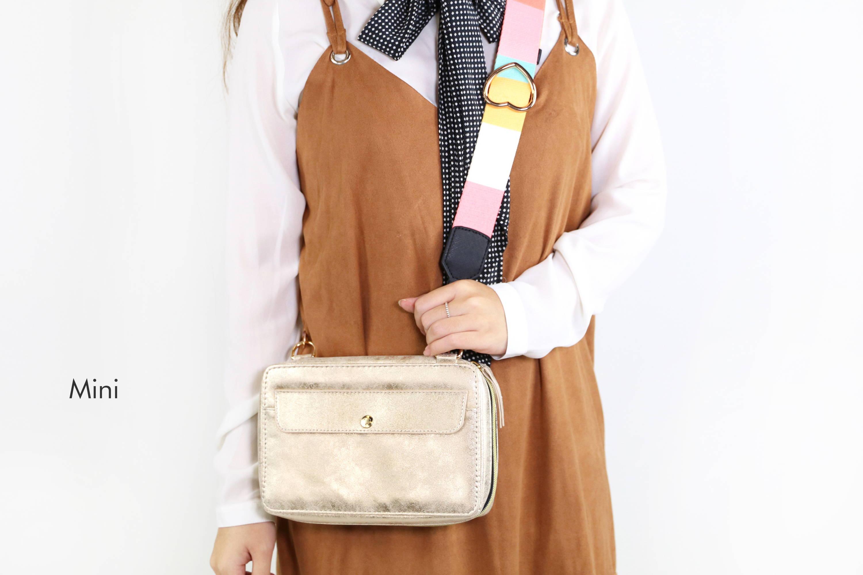 mini planner purse