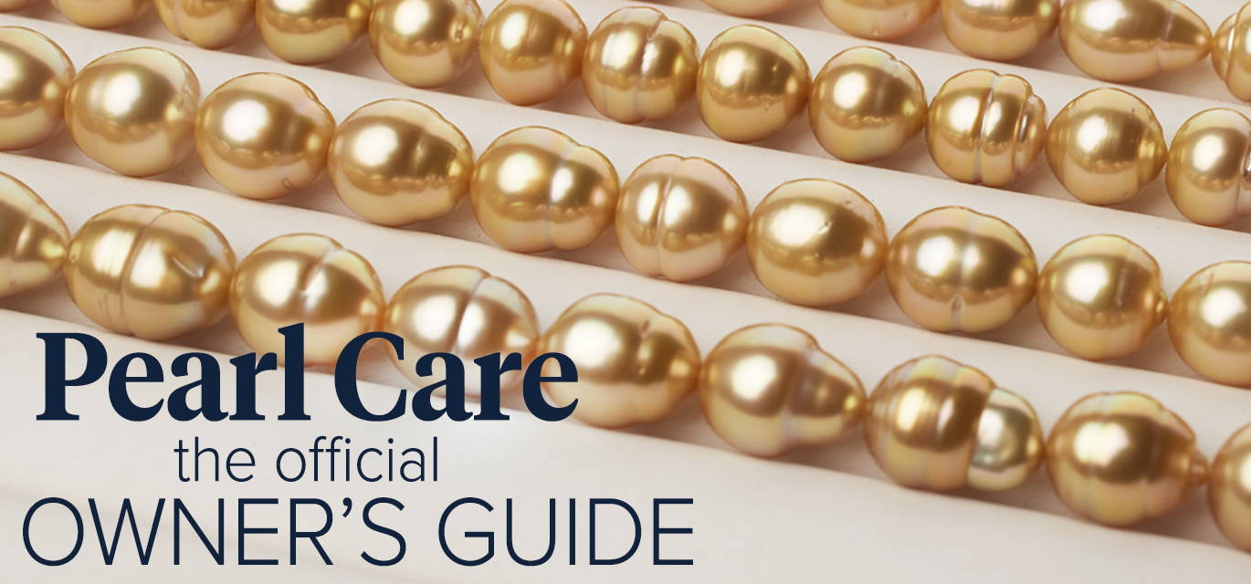 Pearl Care Guide: Your Official Owner's Manual