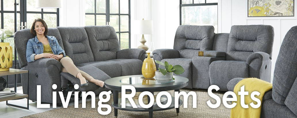 Living Room Sets from Furniture Fair