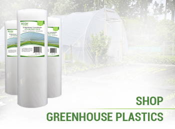 Shop for Ecogardner Greenhouse Plastics