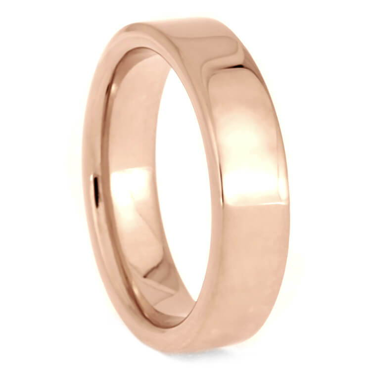 18k Rose Gold Rings