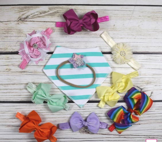 Bows and Bibs