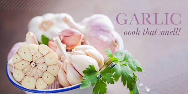 High Quality Organics Express Garlic