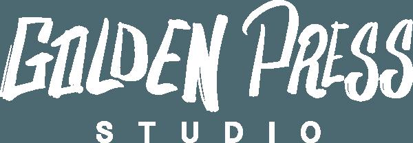 Golden Press Studio Logo