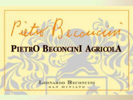 Pietro Beconcini Wine Logo distributed by Beviamo International