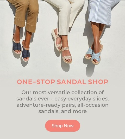 One Stop Sandal Shop