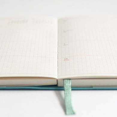 100gsm paper, opens flat - PAPERIAN 2020 Edit small dated weekly planner scheduler