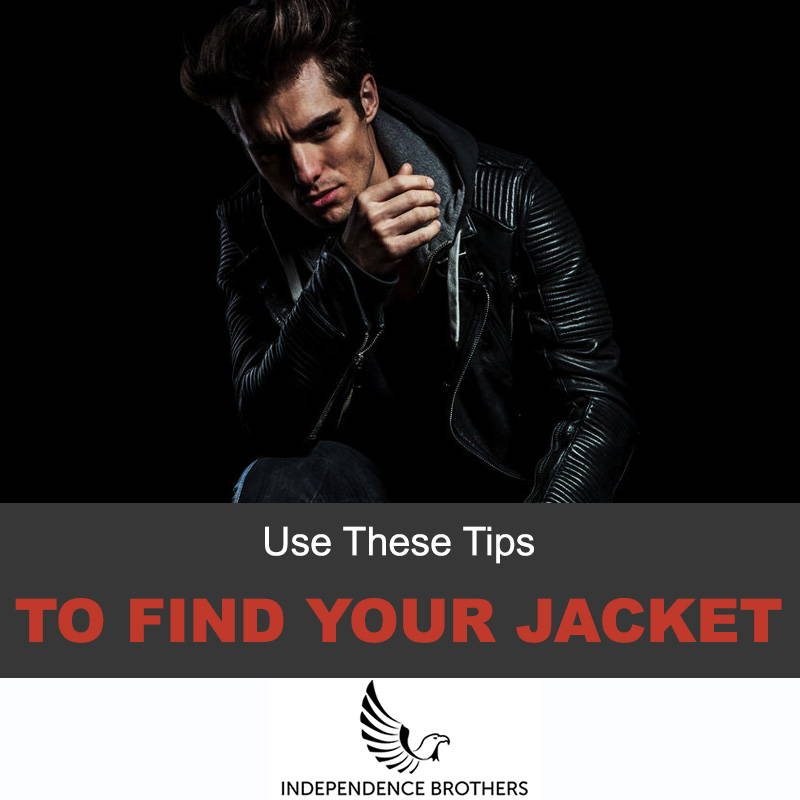 Find your jacket
