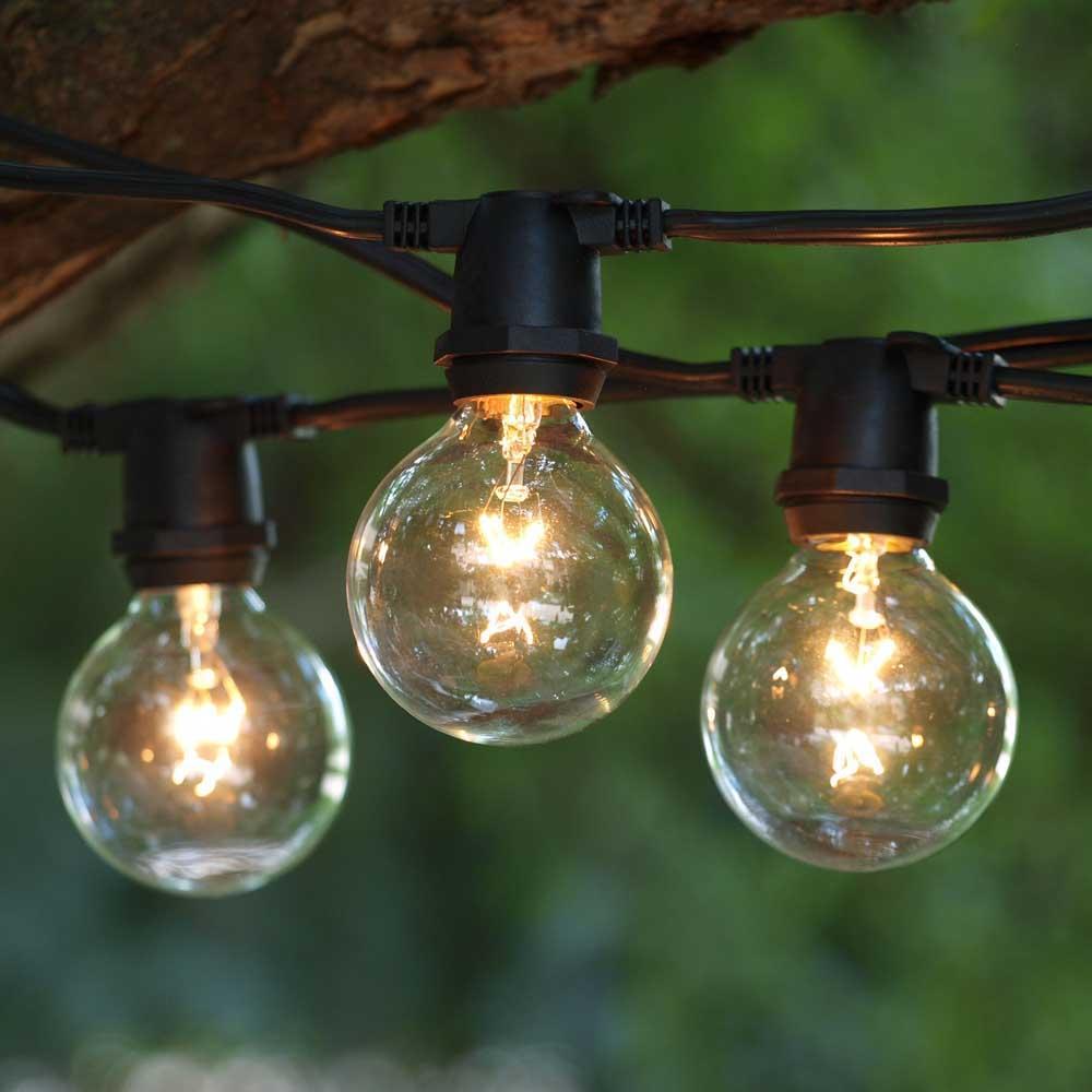 C9 String Lights & G50 Bulbs