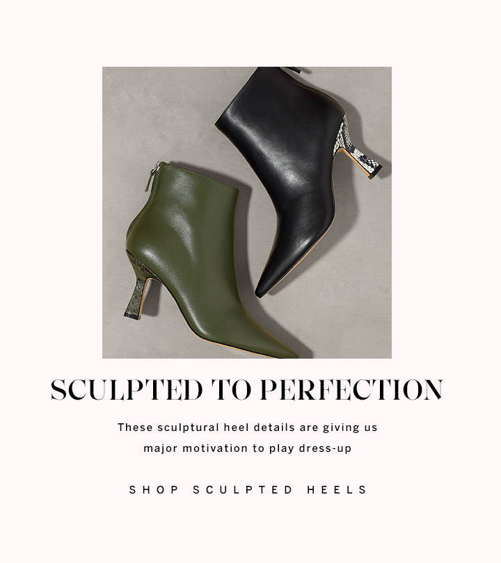 Shop Sculptured Heels