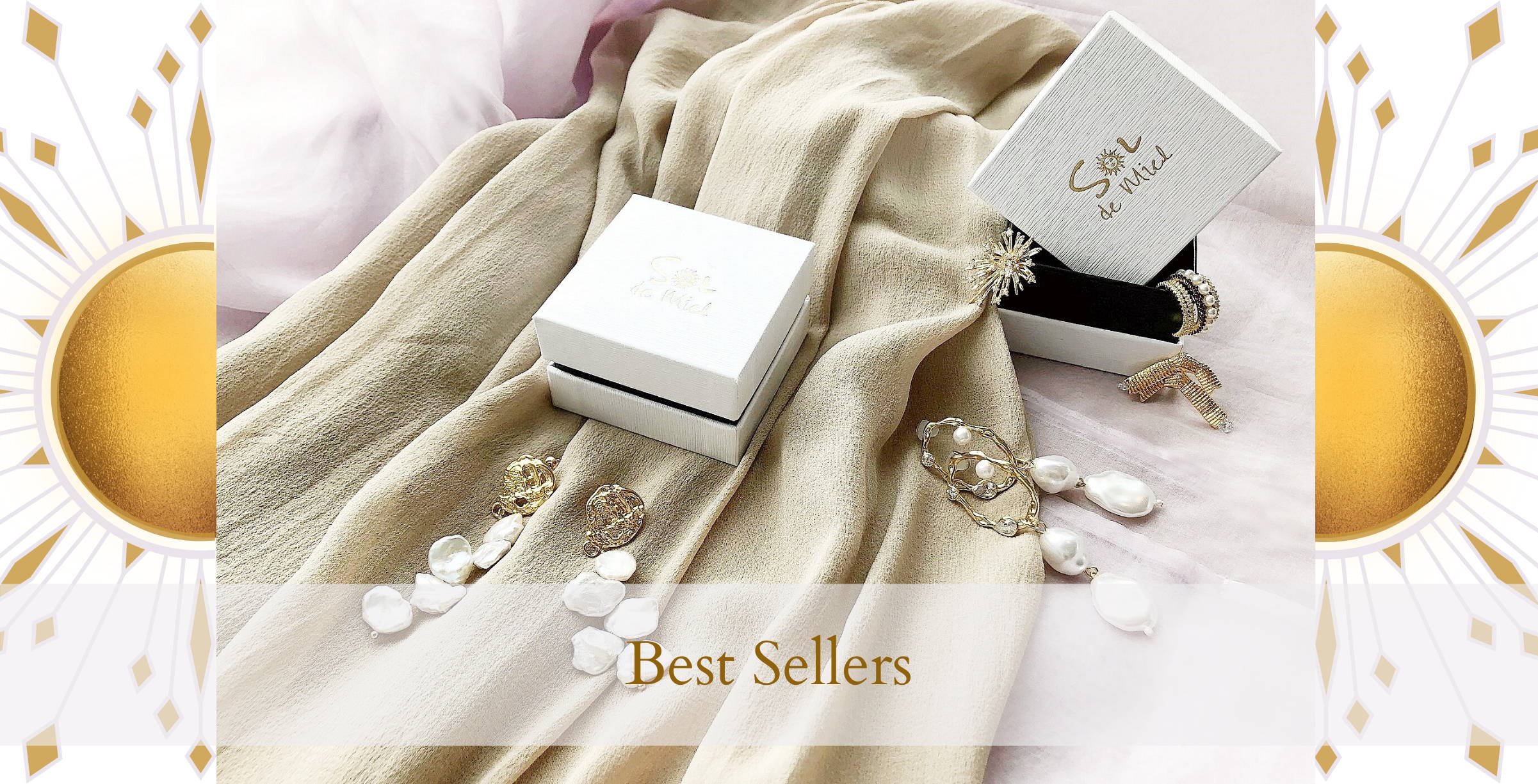 Sol-de-Miel Unique Artisan Jewelry Best Sellers