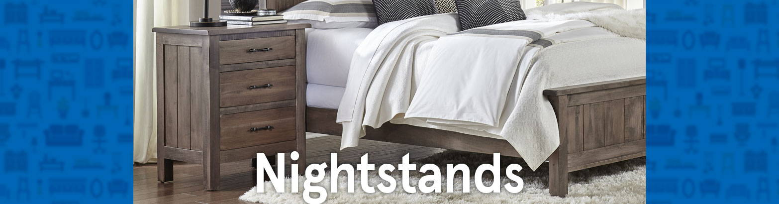 Find the best nightstand for your bedroom