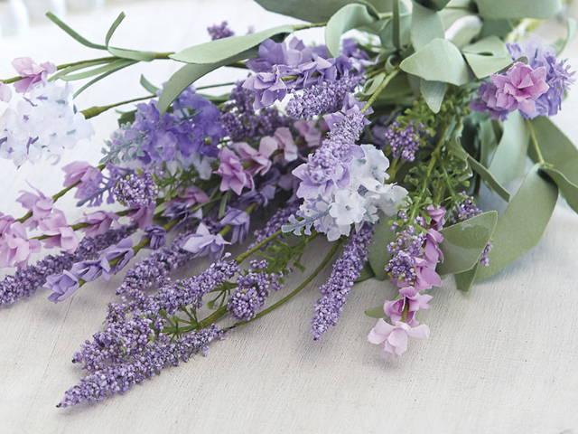 Lavender flower bundle