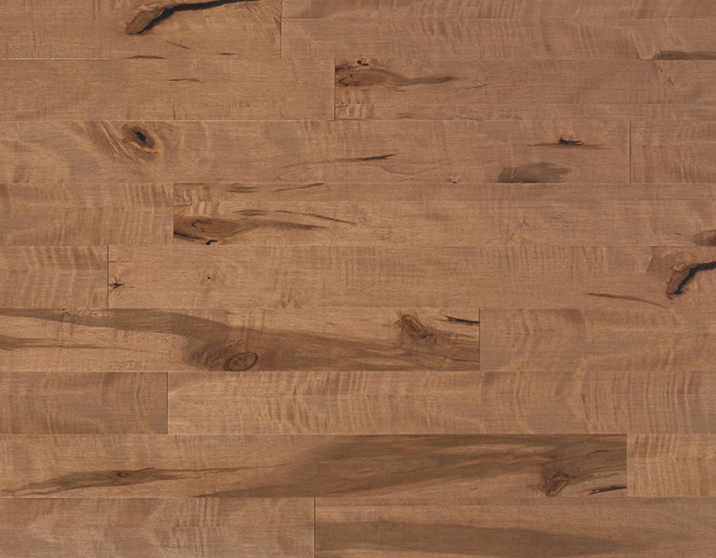 Chardonnay Maple Engineered Hardwood Flooring