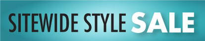 Sitewide Style Sale