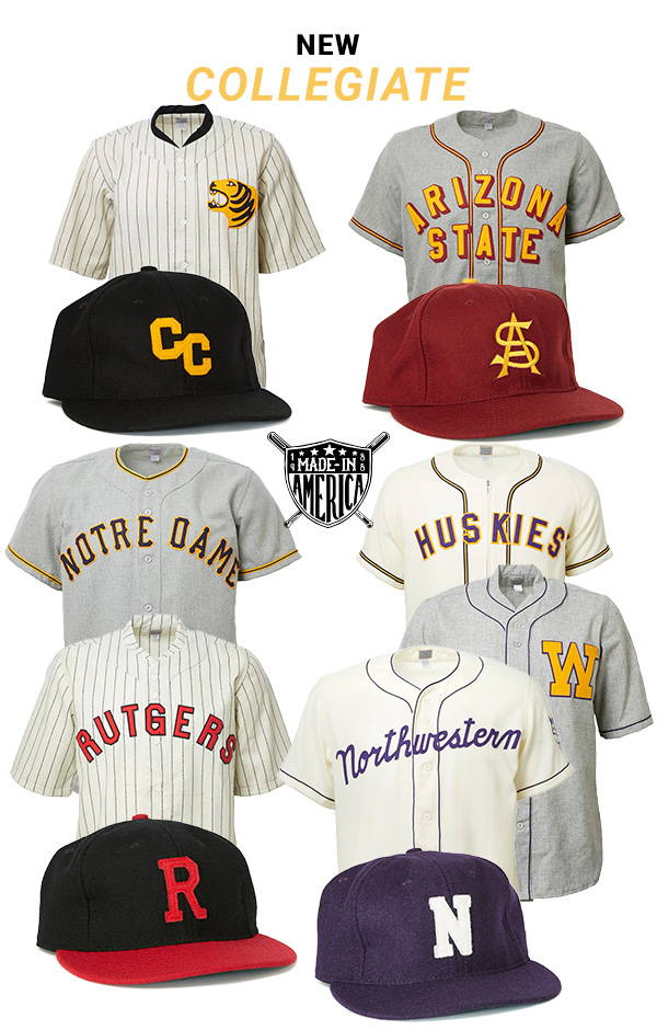 huge selection of f529e e8d9f Ebbets Field Flannels, Vintage Throwback Jerseys, Baseball ...
