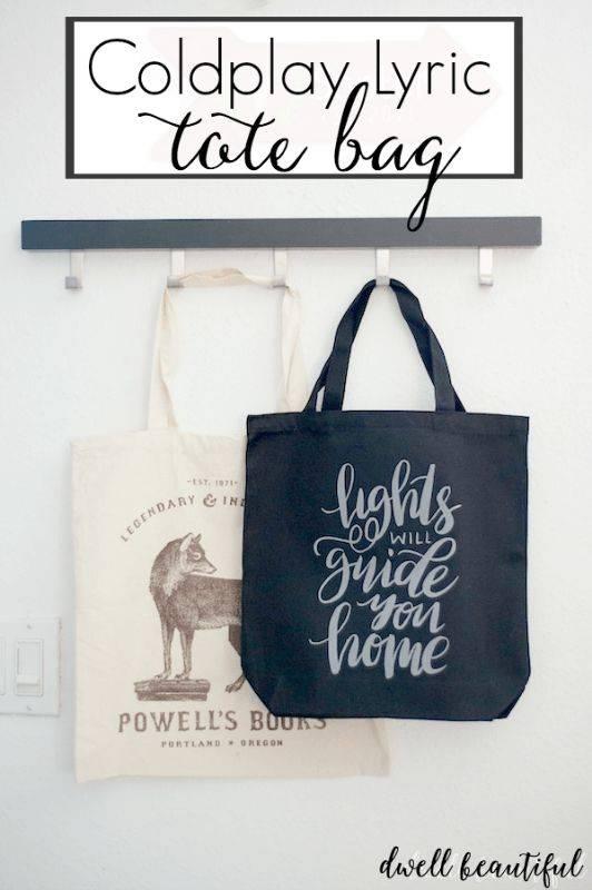 Unicorn Silhouette Personalized Tote Bag Personalized  Personalized Tote bag .. Great Gift Idea !!