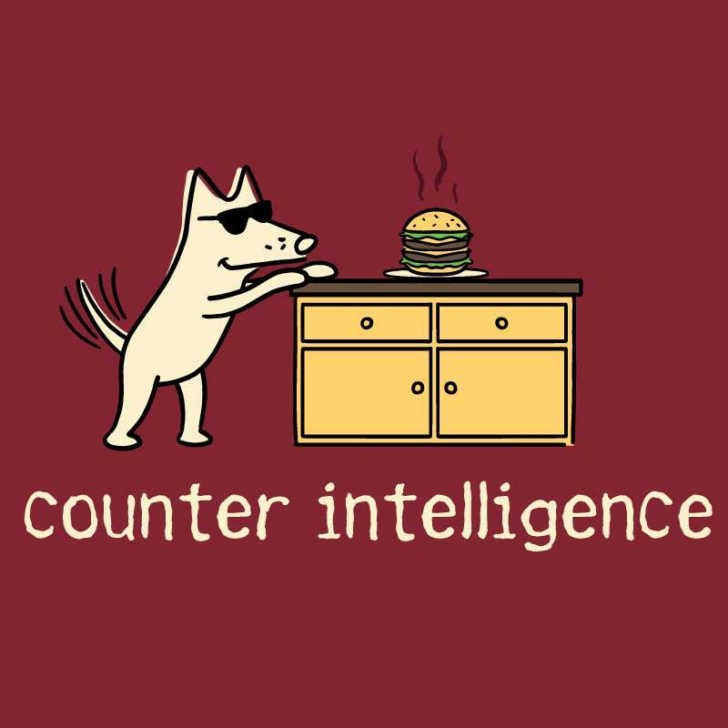 Shop teddy the dog counter intelligence classic teddy collection