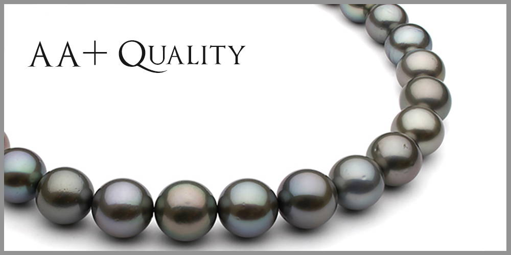 Tahitian Pearl Grading: AA+ Quality