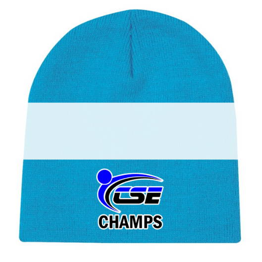 Custom branded embroidered winter headwear (toques and beanies)