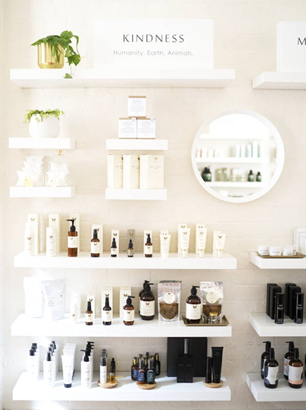 Clean Beauty Store in Mckillop Street Melbourne - One Fine Secret