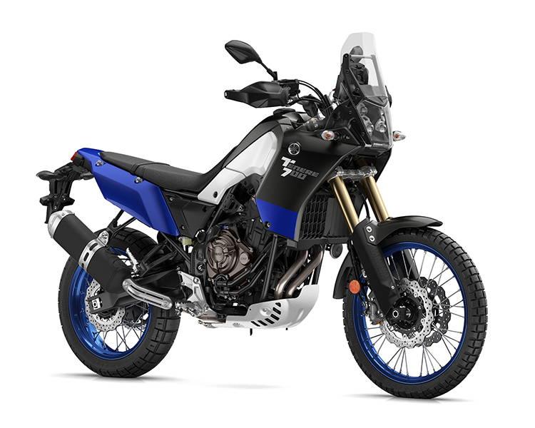 2020 Yamaha XTZ690