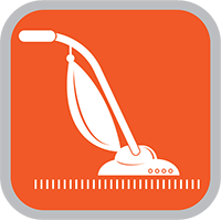 Easy to clean icon