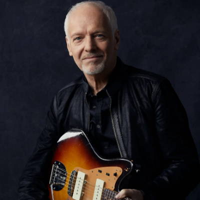Peter Frampton recycled guitar string bracelets and jewelry