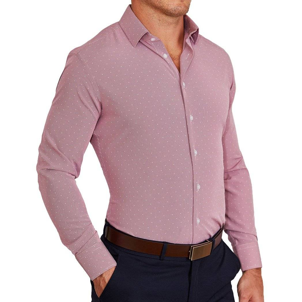 d7ab527c72 State and Liberty Athletic Fit Dress Shirts