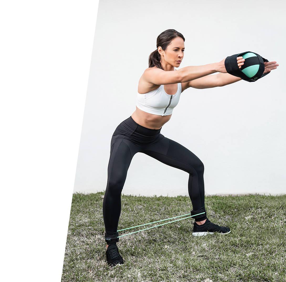 Summer Sprint Fitness Challenge | P.volve