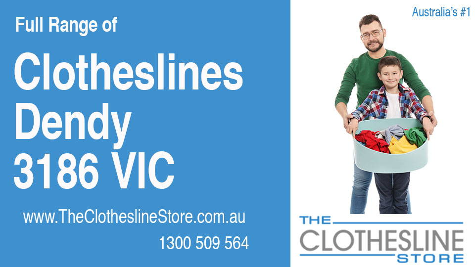 New Clotheslines in Dendy Victoria 3186
