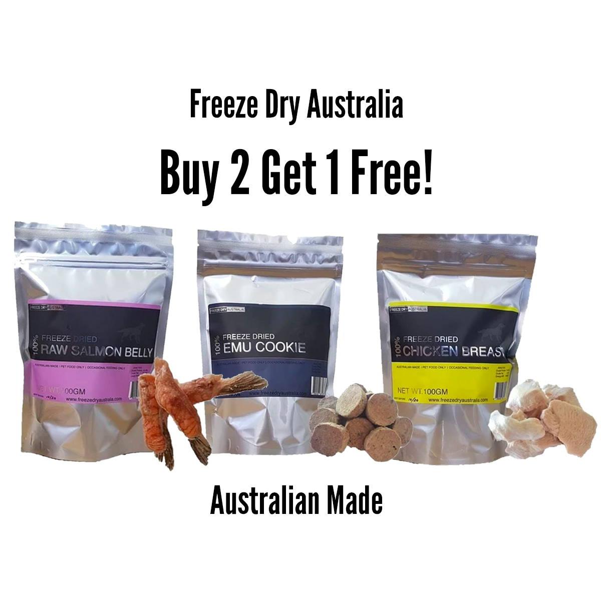 pawpy kisses black friday freeze dry australia promotion