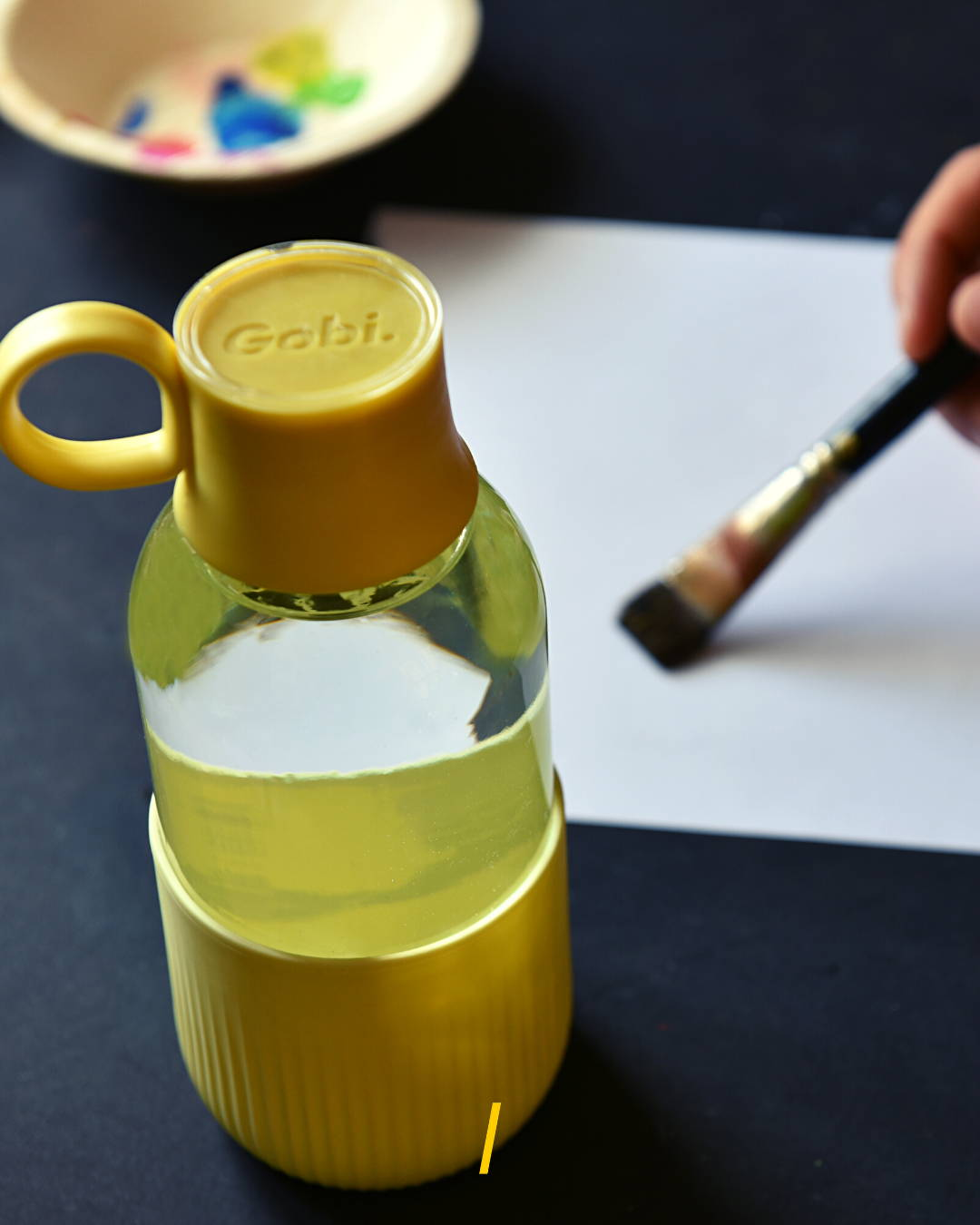 La gourde en verre ecologique - Gobi