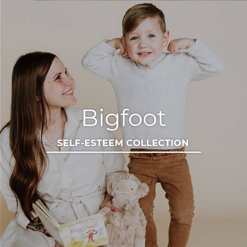 View Resources for Bigfoor & The Self-Esteem Collection