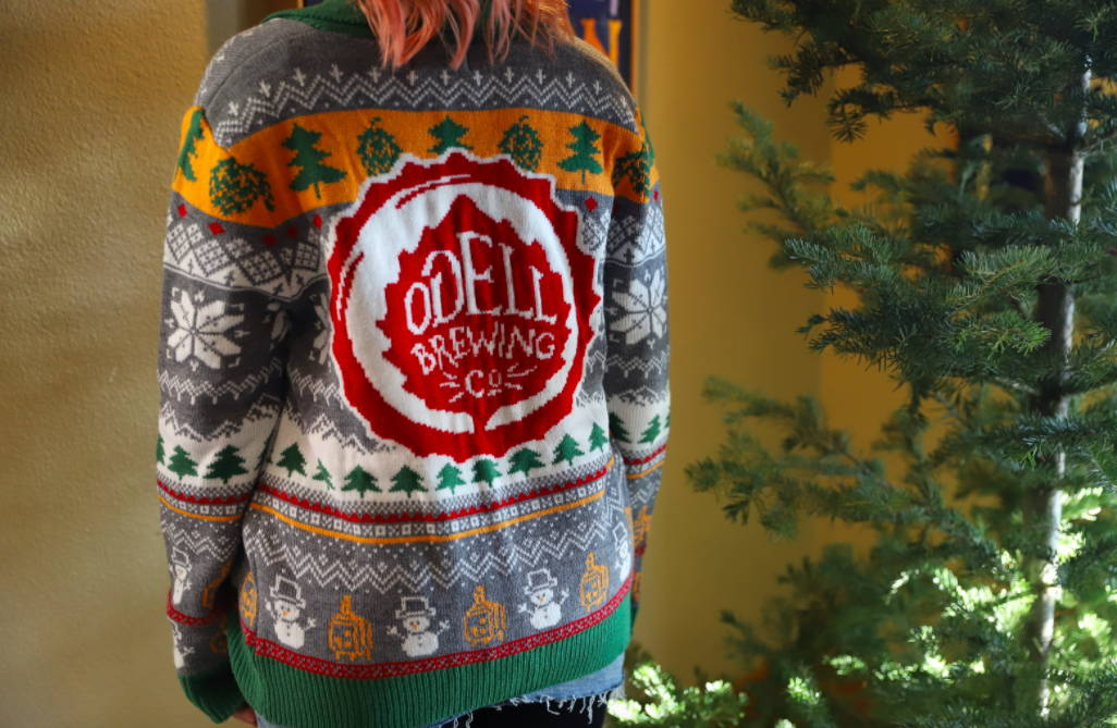 Odell Christmas Sweater