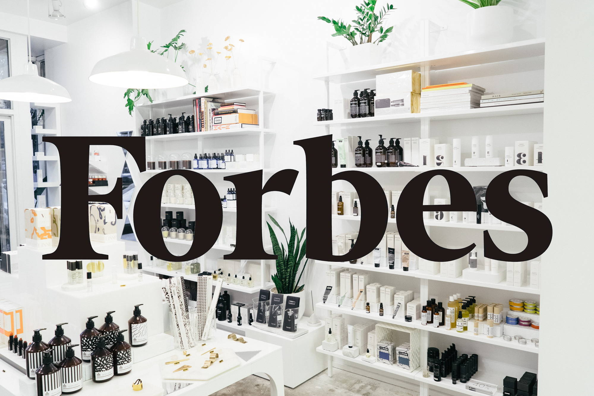 FORBES | The Self-Care Generation Wants Experience At Retail