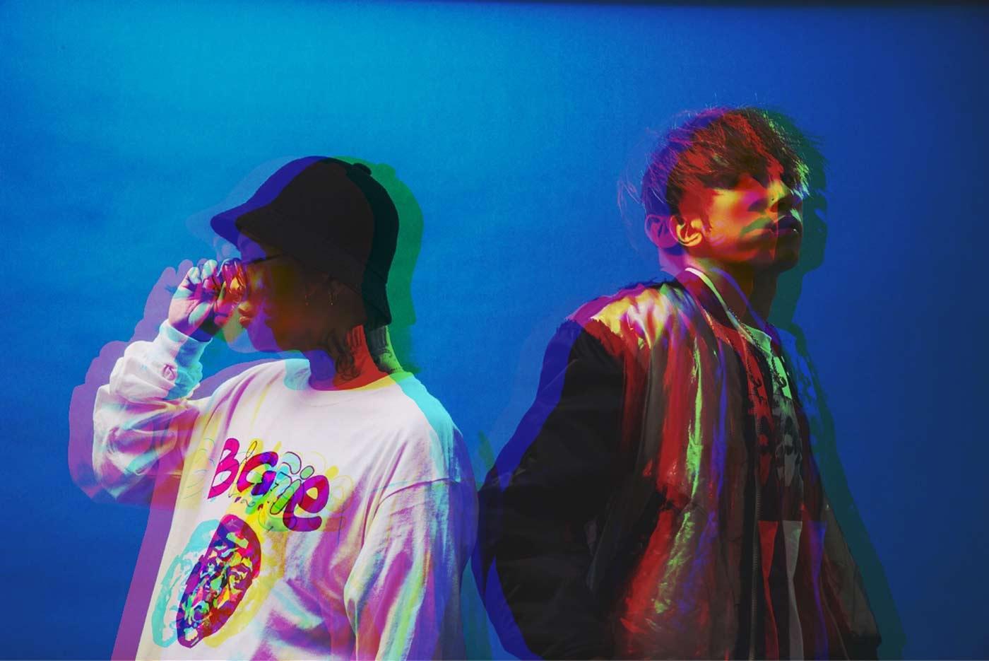 BACK-ON band Japanese