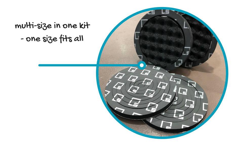 SoundSkins Rings Size