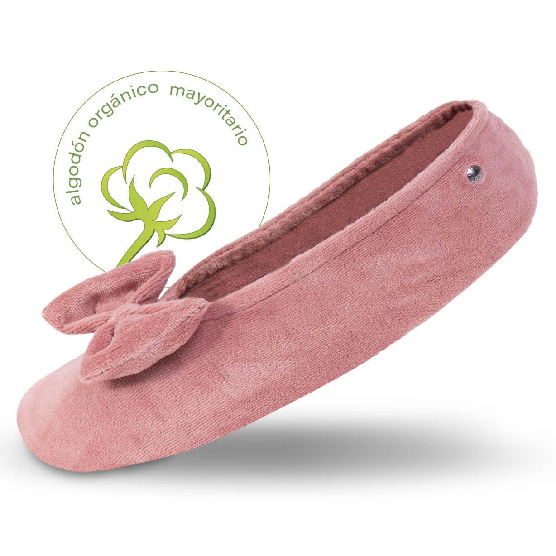 Zapatillas en algodón orgánico