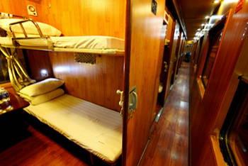 Travelbay Vietnam Tours - King Express Overnight Train, Sapa