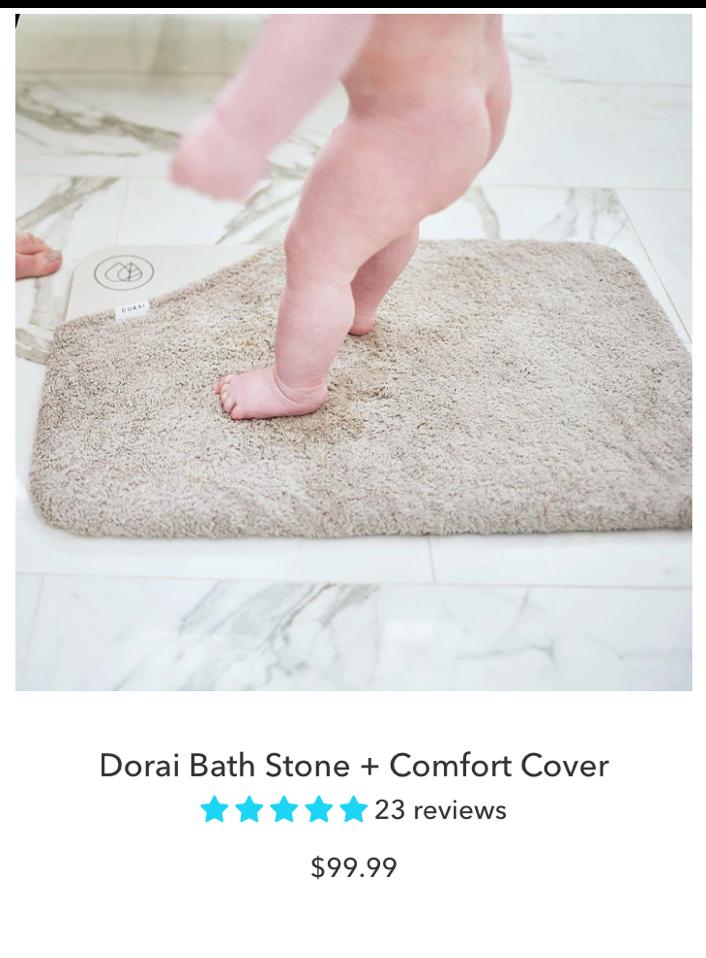 Dorai Bath Stone with Cover