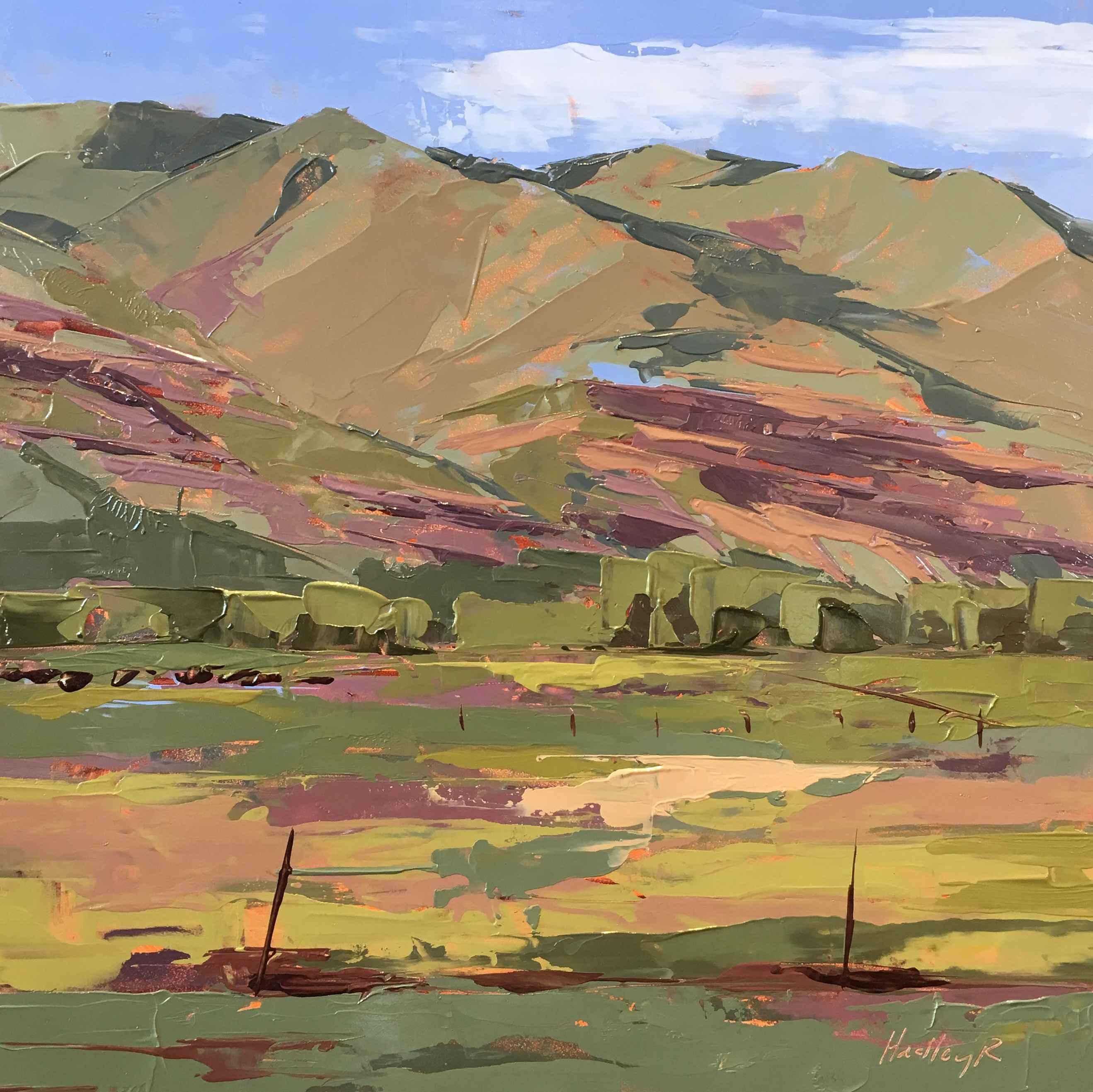 Hadley Rampton.  Artist Workshop. Sorrel Sky Gallery. Durango Art Gallery. Santa Fe Art Gallery.