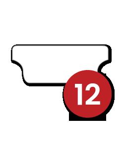 12 Tabs/Set