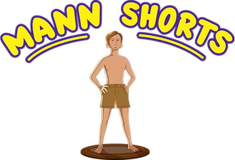 Mann Shorts banner