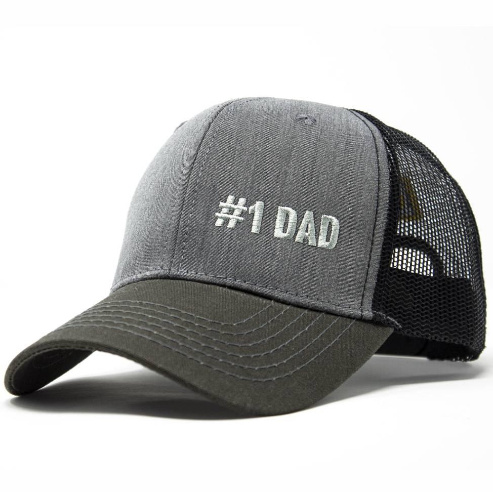 trucker hat cebu work boots mesh breathable gray charcoal black